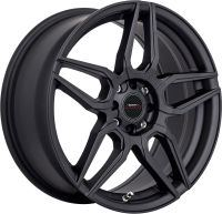 Empire - Satin Black - 17 x 7.5