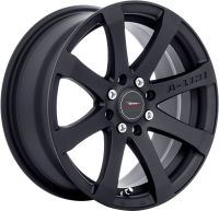 Panther - Satin Black -
