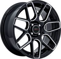 Racer - Gloss Milled - 17 x 7.5