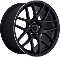 Racer - Satin Black ML -