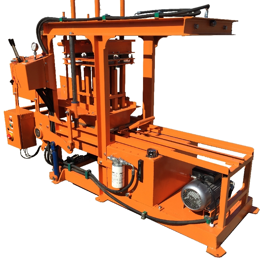 static-manual-electro-hydraulic-brick-making-machine-pricing