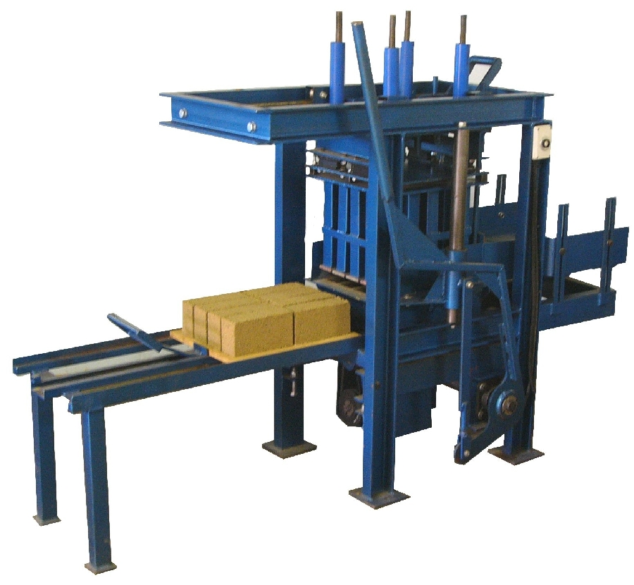 static-manual-electric-brick-making-machine-pricing